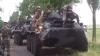 Ofiţerii Armatei Naţionale învaţă, pe mare, noi operaţiuni de menţinere a păcii