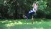 Cum se dă în leagăn un câine nebunatic VIDEO