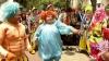 Sute de clovni au participat la un pelerinaj închinat Fecioarei de Guadalupe