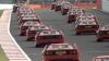 Record mondial: Iată cum arată şi cum sună cele mai multe Ferrari F40 strânse la un loc!