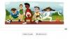 Google marchează deschiderea Jocurilor Olimpice 2012 printr-un logo special