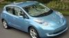 Nissan Leaf stabileşte un record de viteză în marşarier VIDEO