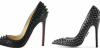 Madonna, acuzată că a COPIAT pantofii creaţi de Christian Louboutin şi Valentino