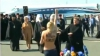 """Patriarhul Kiril, atacat pe aeroportul din Kiev de o activistă """"Femen"""" VIDEO"""