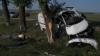 Exces de viteză FATAL! Un şofer şi un pasager au murit FOTO/VIDEO