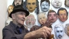 Artistul Glebus Sainciuc a împlinit 93 de ani, dar spune că are multă energie de creaţie