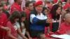 Hugo Chavez, în plină formă după intervenţiile chirurgicale