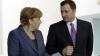 Guvernul păstrează tăcerea! Suma cheltuită pentru vizita Angelei Merkel rămâne SECRETĂ