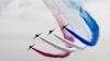 Show aviatic de excepţie! Rusia a aniversat un secol de la crearea Forţelor Aeriene Militare VIDEO