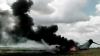 Avion militar prăbuşit la Craiova: Pilotul a decedat