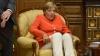 Presa străină despre vizita lui Merkel: Ţară săracă, fotolii prea moi, 150 de camioane de gunoi şi iarbă furată