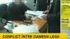 Centrul Anticorupţie va prezenta azi imagini video cu incidentul din Comisariatul de la Ciocana