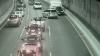 (VIDEO) A rămas fără permis după ce a condus 12 kilometri pe contrasens