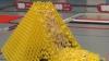 RECORD MONDIAL la domino: Ansamblu de 127.000 de piese, demolat în şapte minute VIDEO