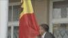 Un tricolor din partea Publika TV a fost arborat în satul de baştină al Valentinei Cojocaru