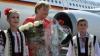 ULTIMA ORĂ! Angela Merkel a călcat pe pământ moldovenesc (VIDEO)
