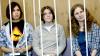 Doi ani de detenţie pentru fetele din trupa Pussy Riot