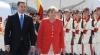 """""""Liberalii şi democraţii se vor supăra că Merkel a petrecut mai mult timp cu Filat"""""""
