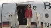 Merkel a venit la Chişinău îmbrăcată în roşu şi alb. Vezi semnificaţia culorilor