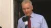 Fondatorul WikiLeaks a spart tăcerea. Julian Assange a mulţumit susţinătorilor pentru că i-a oferit azil politic