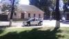 Şi poliţiştii parchează neregulamentar FOTO