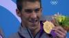 Michael Phelps, cel mai medaliat sportiv din istoria Jocurilor Olimpice