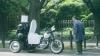 Motocicleta care merge cu… excremente! VEZI spotul publicitar