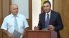 Primarul comunist din Bălţi, Vasile Panciuc, îi mulţumeşte premierului Vlad Filat