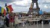 Protest cu muzică şi dansuri. Ziua Independenţei a fost marcată şi la Paris FOTO