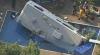 """Cum şi-a """"parcat"""" un american rulota în curtea vecinilor VIDEO"""