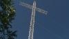 """Crucea """"Mântuirea Neamului Românesc"""" a împlinit un an de la înălţare. Deputaţii promit şi o mănăstire VIDEO"""