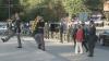 Moldovenii cu ochii pe Merkel la depunerea de flori la Monumentul lui Ştefan cel Mare FOTO/VIDEO