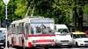 Primăria va suplimenta numărul de troleibuze şi autobuze, dacă şoferii de maxi-taxi nu vor ieşi la muncă