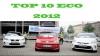 TOP 10: Cele mai ecologice maşini din Europa în 2012
