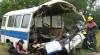 13 morţi în urma accidentului de la Ungheni: Încă o femeie a decedat în spital