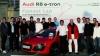 Cum bate recordul pe Nurburgring un Audi R8 e-tron VIDEO