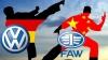 Volkswagen acuză partenerul chinez FAW de spionaj industrial - un nou scandal internaţional la orizont?