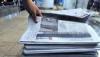 Primul ziar în limbă română a fost tipărit în Letonia şi a ajuns în Moldova ascuns într-o cisternă