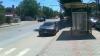 Şi-a parcat maşina în staţie intrând pe contrasens FOTO