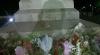 Oficialii se închină în faţa Monumentului lui Ştefan cel Mare, dar trec cu vederea un detaliu FOTO