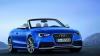 Audi RS5 Cabriolet, primele imagini şi informaţii oficiale