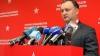 Socialiştii vor să organizeze pe 2 decembrie un referendum privind demiterea lui Chirtoacă