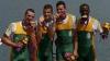 Sportivii sud-africanii medaliaţi cu aur la JO au fost premiaţi cu câte o vacă