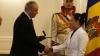 Olimpicii moldoveni premiaţi la Londra au primit distincţii de la Nicolae Timofti