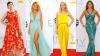 Gala premiilor Emmy: Ce ţinute au purtat vedetele pe covorul roşu FOTO