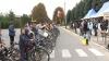 Pe biciclete de hramul oraşului Râşcani: Localnicii au promovat un mod sănătos de viaţă