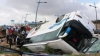 Un autocar s-a prăbuşit într-o  prăpastie în sudul Marocului: 43 de oameni au decedat