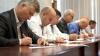 Unii candidaţi la şefia CNA au avut răspunsurile din timp, spun membrii comisiei de examinare