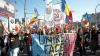 Unioniştii ameninţă cu acţiuni de protest de amploare