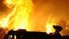 Incendiu de proporţii la o uzină de prelucrare a deşeurilor petroliere din Rusia: Opt oameni au murit